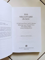 Buku Bekas The Millionaire in You