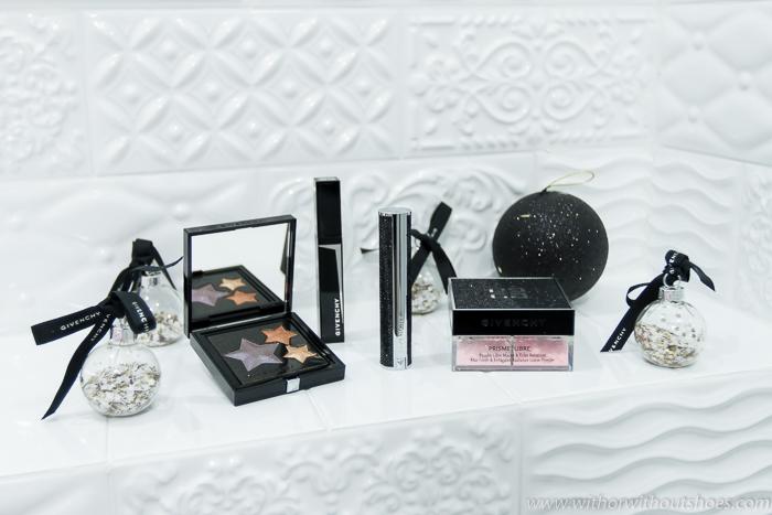 BLogger influencer de belleza con review opinion de productos de maquillaje Givenchy