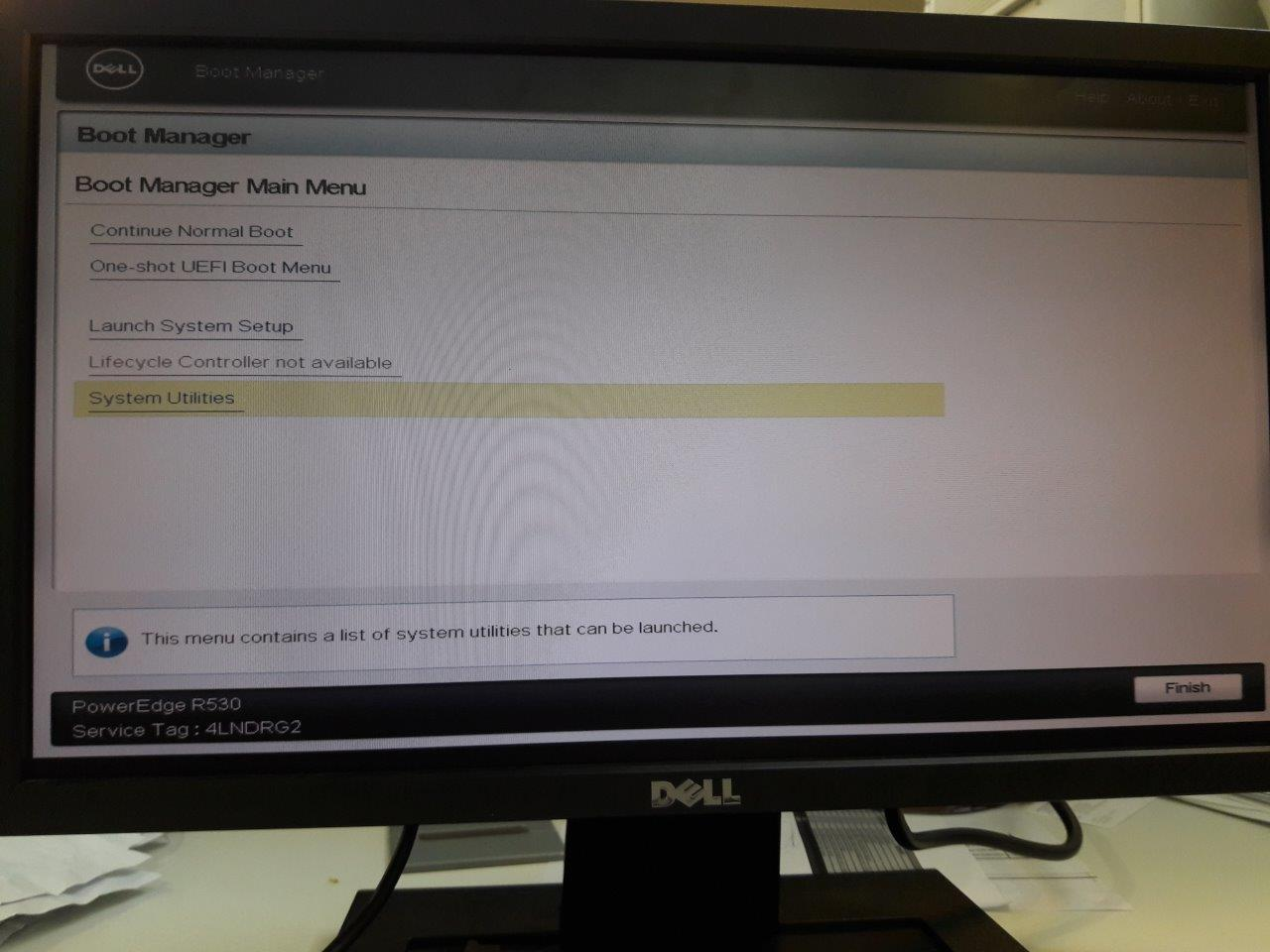 Dell Lifecycle Controller in Recovery Mode | My Small Tech Notes