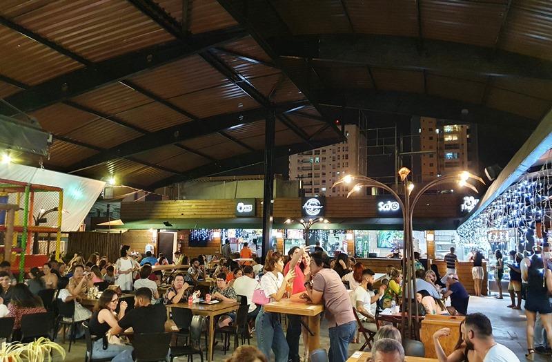 Restaurantes na Orla de Atalaia
