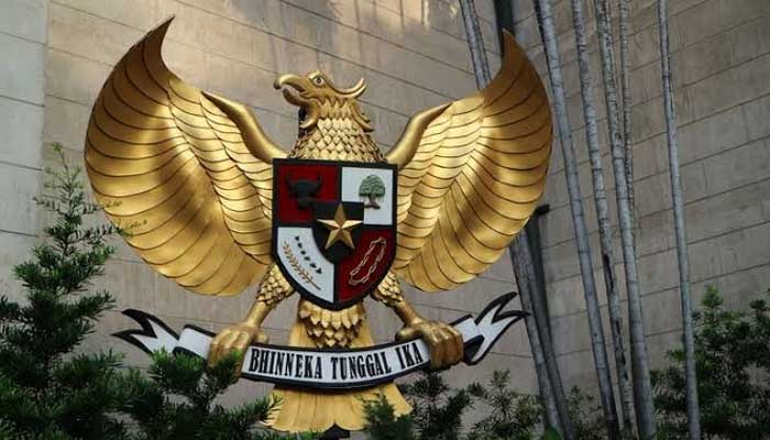 Polisi Dalami Kasus Ubah Lambang Garuda Paguyuban di Garut