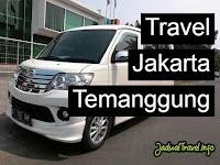 Travel Jakarta Temanggung - Golden Prima