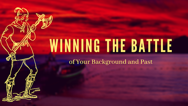 How to Winning the Battle that is Holding You Back