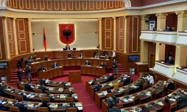 Πανηγυρική έγκριση στο αλβανικό Κοινοβούλιο της στρατιωτικής συμφωνίας με την Τουρκία