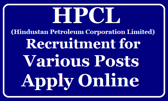 HPCL Recruitment 2019 Hindustan Petroleum Corporation Limited Officers Posts Total Vacancies 164 Last Date 16.09.2019 Apply online @ hindustanpetroleum.com /2019/08/HPCL-Recruitment-2019-Hindustan-Petroleum-Corporation-Limited-Officers-Posts-Total-Vacancies-164-Apply-online-at-hindustanpetroleum.com.html