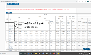 Check Your Name In NFSA List l Gujarat 1000 Rs Sahay List