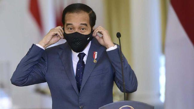 Respon Epidemiolog Soal Jokowi Minta Fokus Kesehatan: Beliau Mulai Siuman