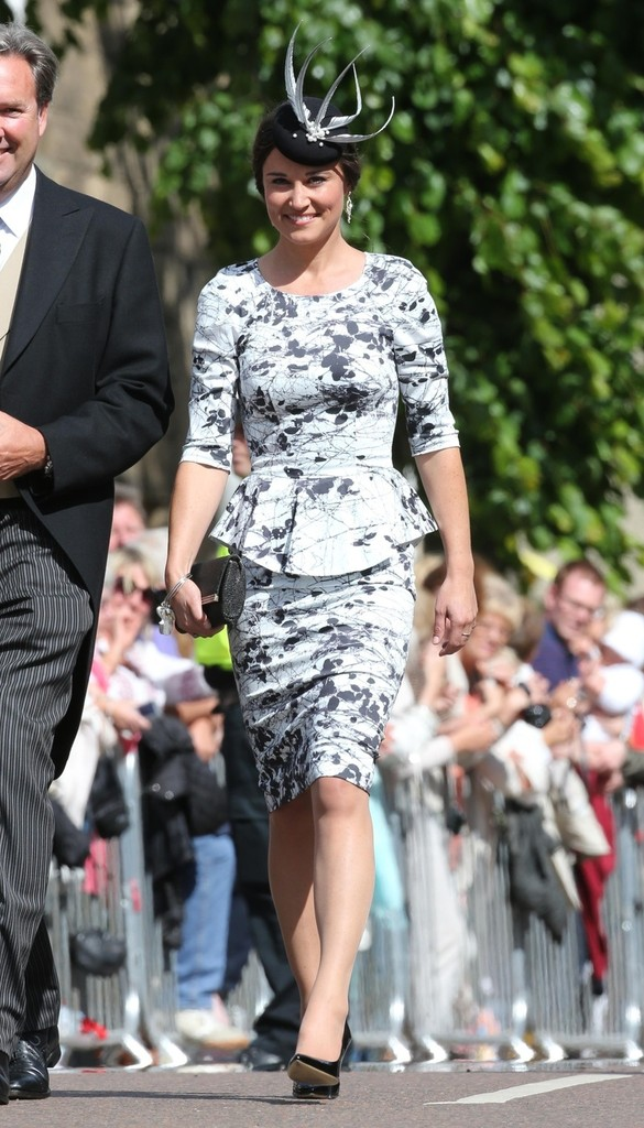 Prince William and Kate Middletons Royal Wedding Party