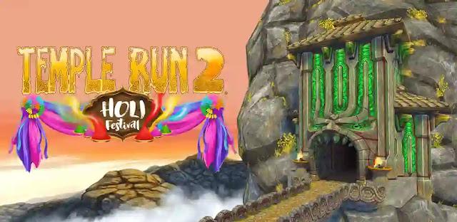 Temple Run 2 MOD apk 1.74.0 (Unlimited Money)