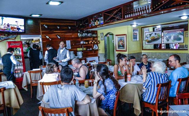 Restaurante Rincão do Tchê, em Copacabana, Rio de Janeiro