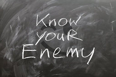 Why We All Have An Enemy