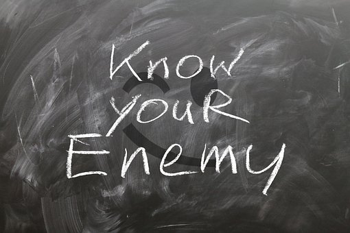 Best Encouraging Words of Wisdom about How No Enemy Would Real His Mind and Why We all Have an Enemy