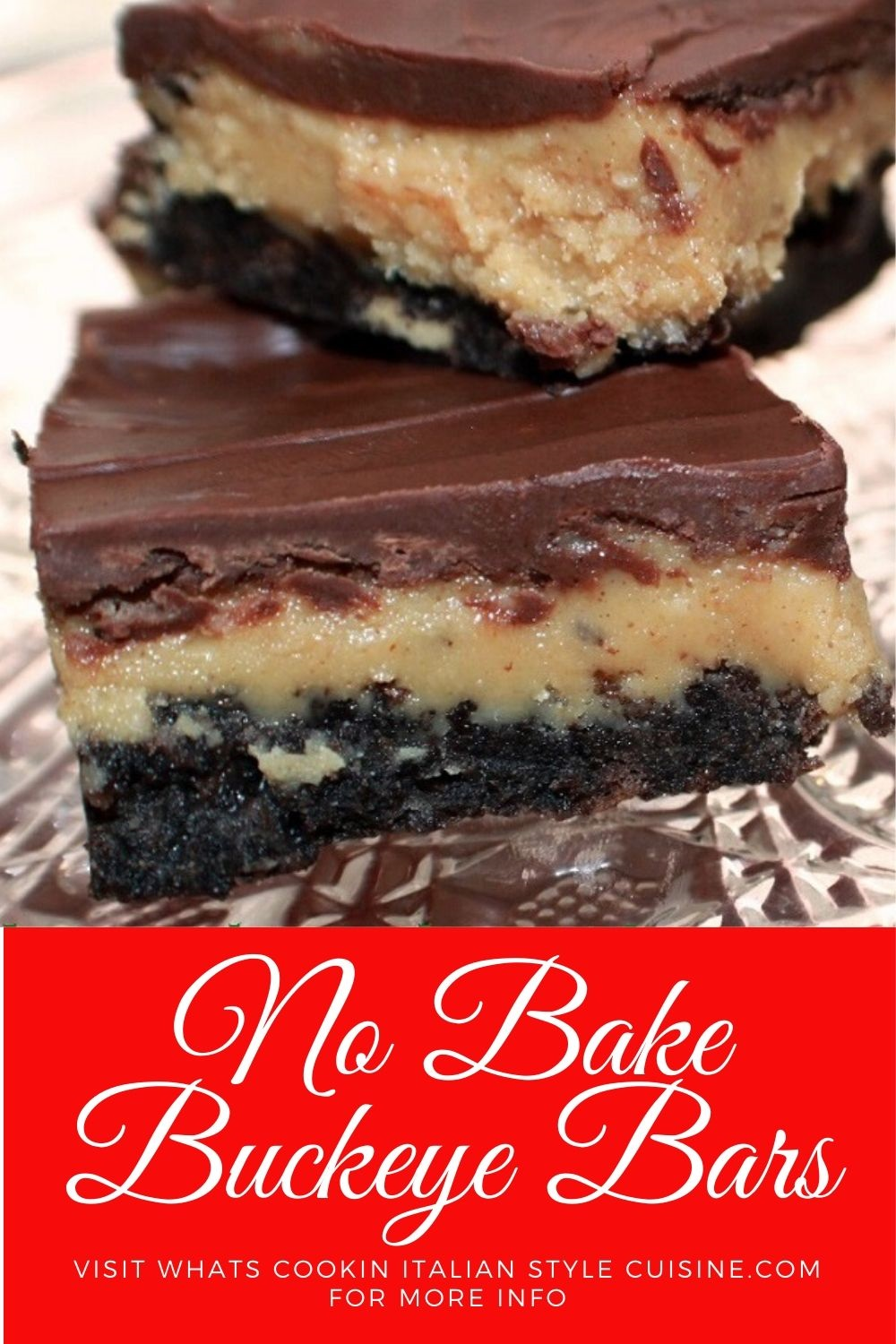 a pin on how to make buckeye bars