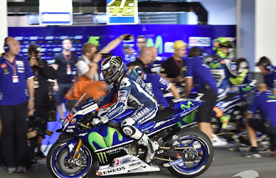 Jarvis: Kontrak Baru Rossi Bikin Penggemar MotoGP Seluruh Dunia Tersenyum