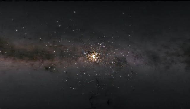 خوشههای ستارهای تنها نوک کوه یخ هستند!