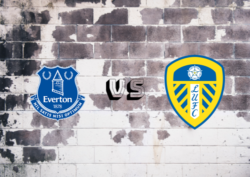 Everton vs Leeds United  Resumen