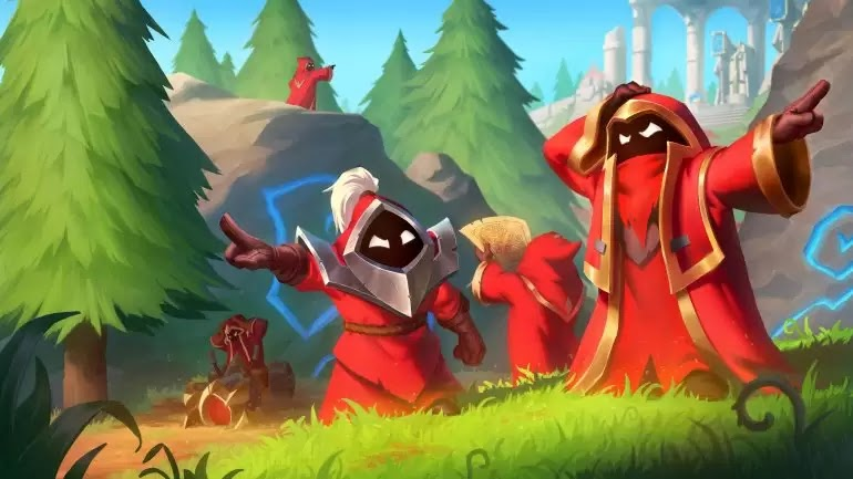 minions League of Legends: Wild Rift