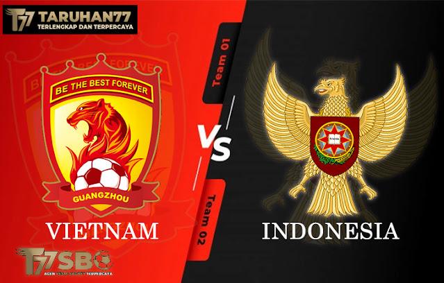 Prediksi Terkenal Pertandingan Vietnam vs Indonesia 7 Juni 2021 Agen Super Bola Taruhan 77