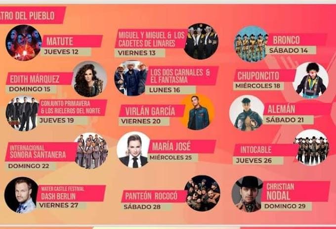Feria Juárez 2021