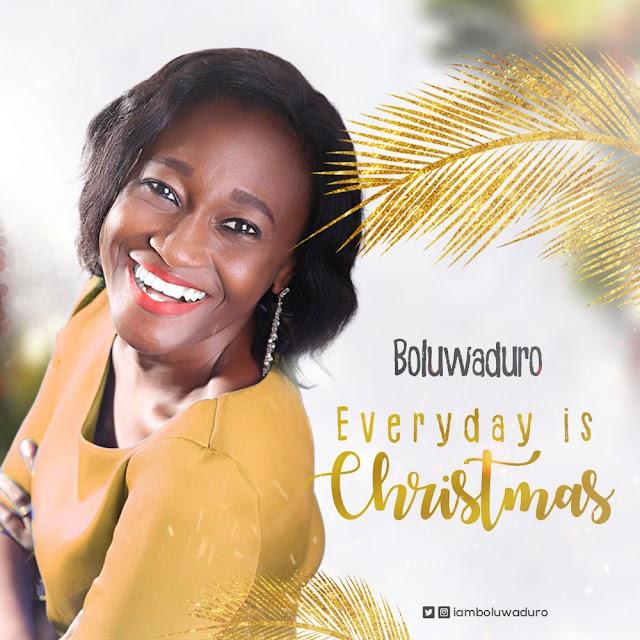 """NEW MUSIC: Boluwaduro Releases New Single """"EVERYDAY IS CHRISTMAS""""   @IamBoluwaduro"""
