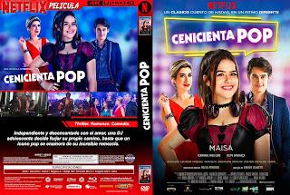 CARATULACENICIENTA POP - CINDERELA POP - 2019