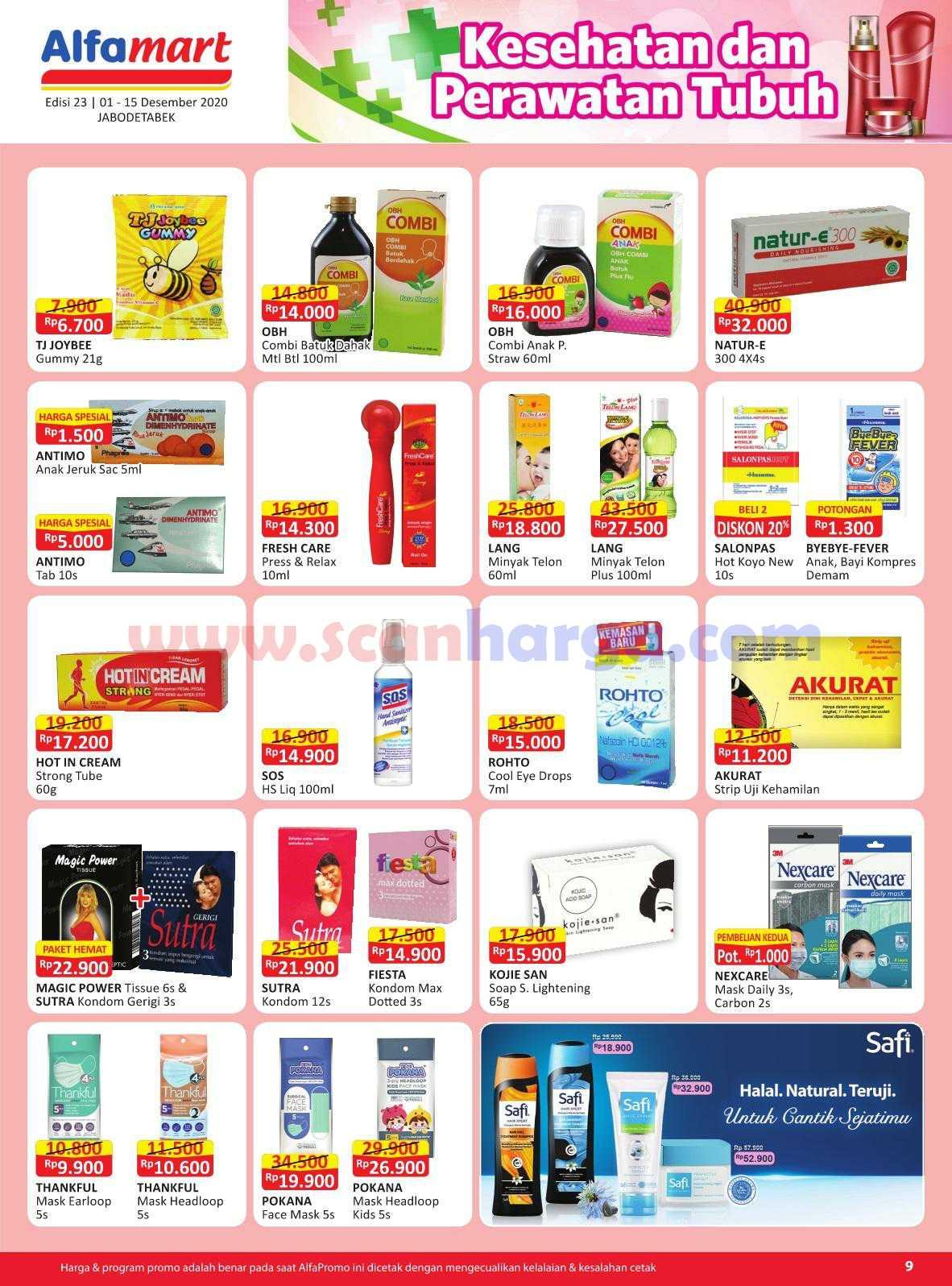 Katalog Promo Alfamart 1 - 15 Desember 2020 9