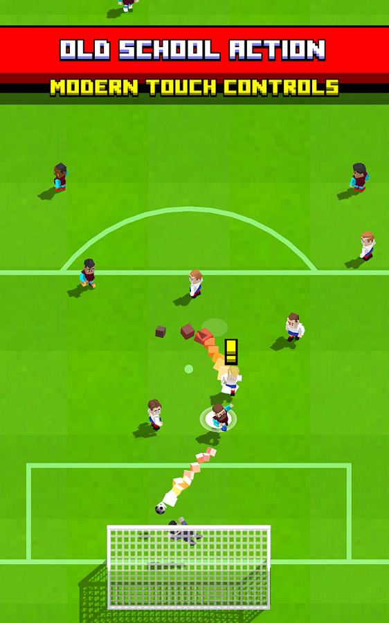 Retro Soccer Arcade Football Game MOD APK