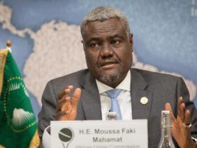 """الاتحاد الإفريقي : ندعم تسوية قضية الصحراء عن طريق """" آلية نواكشوط """""""