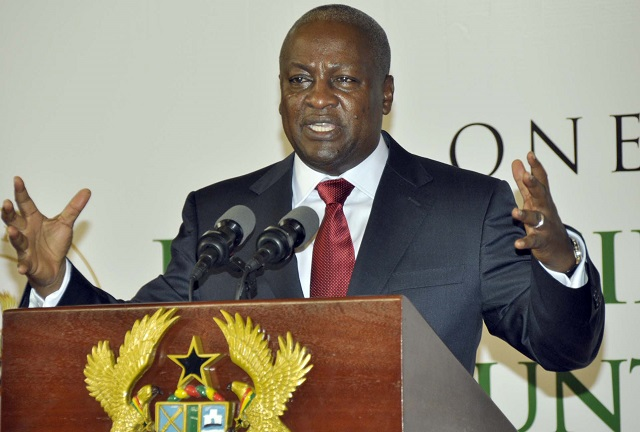Single-digit inflation by 2017 - Mahama