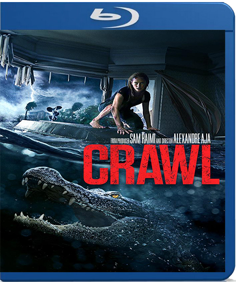 Crawl [2019] [BD50] [Latino]