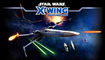FFG STAR WARS X-WING