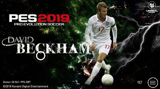 Download PES 2019 MOBILE Patch Update Logo & Kits for Android