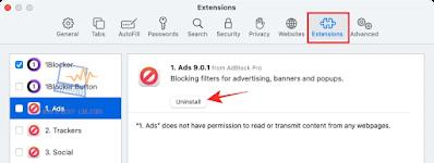 كيفية إيقاف تشغيل Ad Blocker على Safari على Mac أو iPhone أو iPad