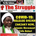 The Struggle Newspaper: Cover Page Of April Edition