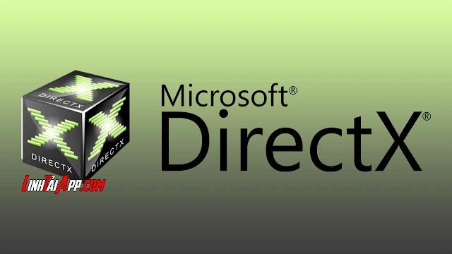 Link Tải App Microsoft DirectX ( Microsoft DirectX Free Download )