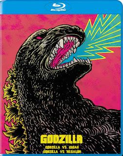 Godzilla: Godzilla vs. Gigan & Godzilla vs. Megalon [BD25] *Subtitulada