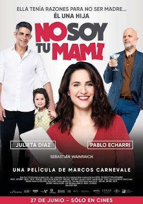 No soy tu mami [2019] [NTSC/DVDR- Custom HD] Español Latino