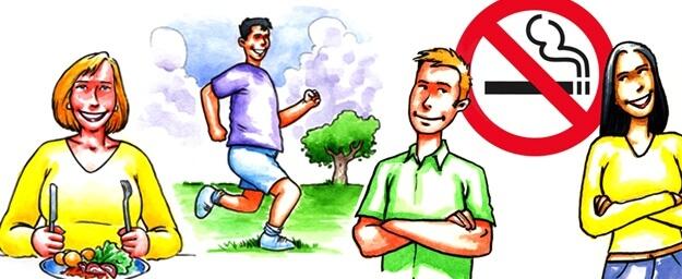 Cara menjaga tubuh agar tetap sehat dan kuat