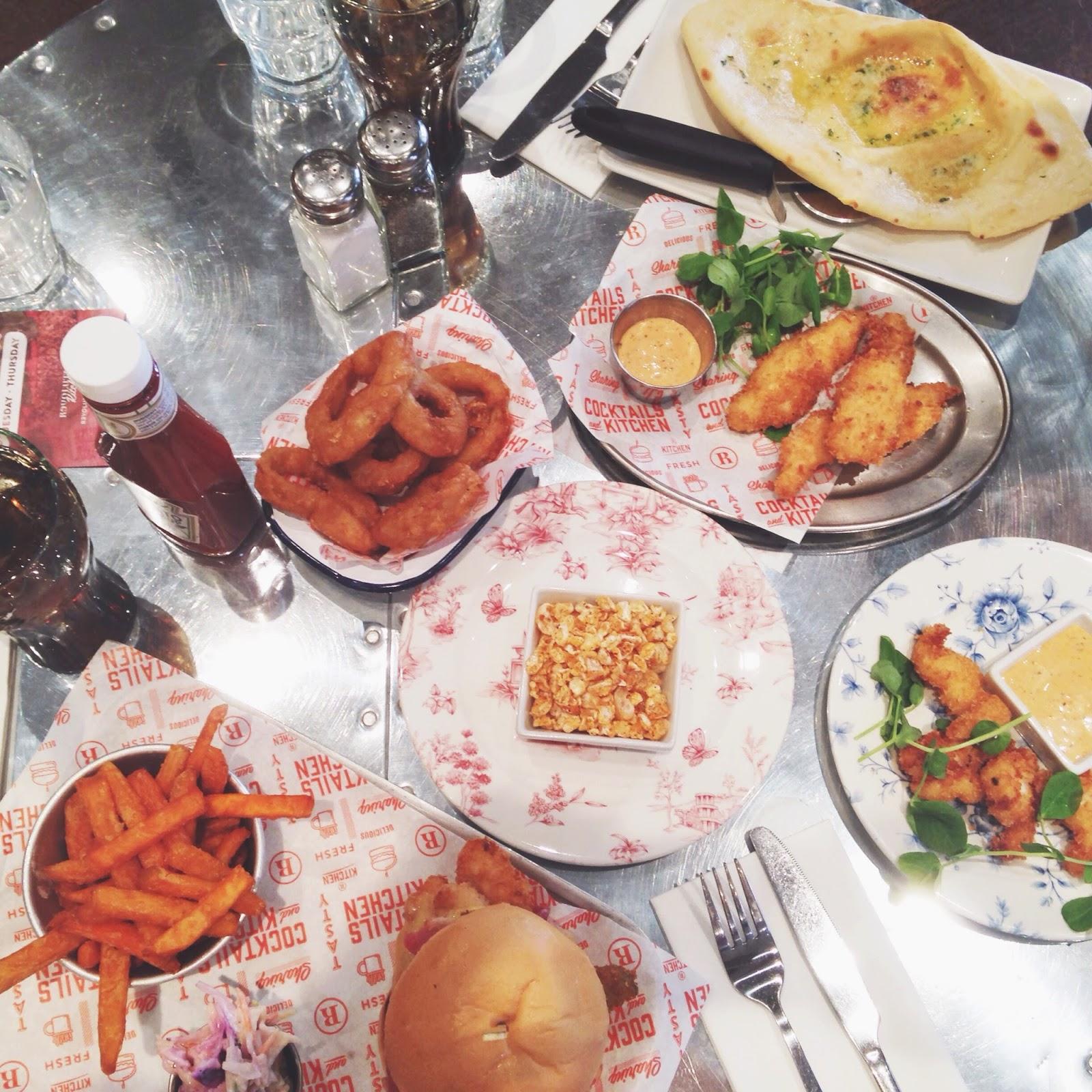 food at revolution