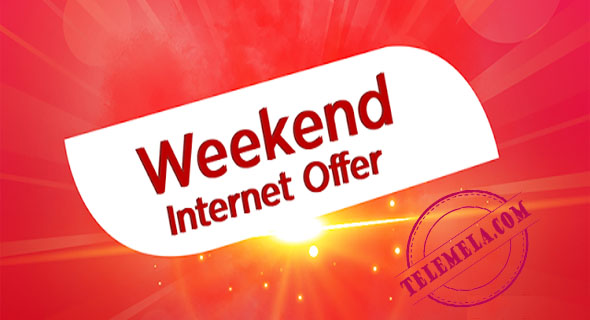 Robi Weekend Internet Offer