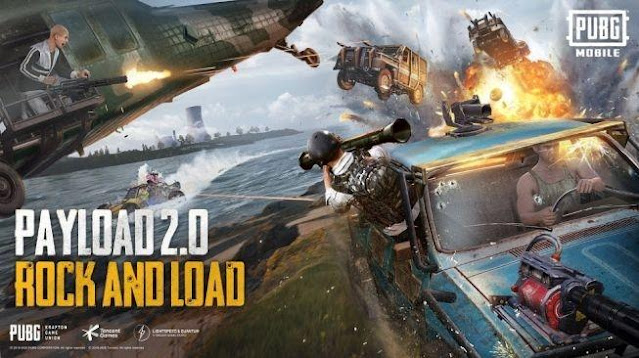 PUBG Mobile Rilis Mode Payload 2.0