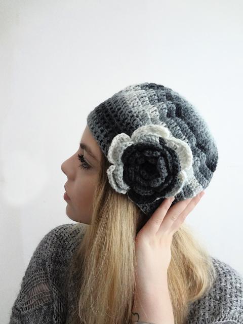 Margot Crochet Hat