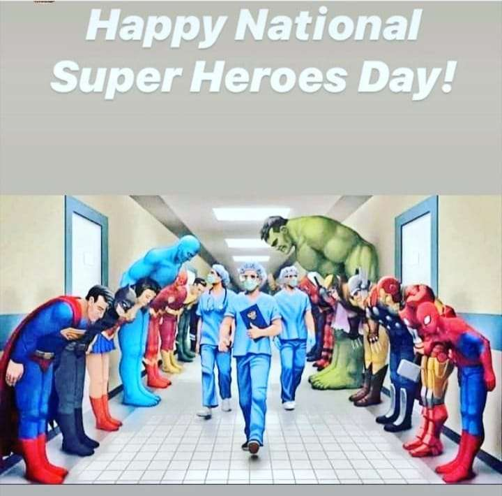 National Superhero Day Wishes Lovely Pics