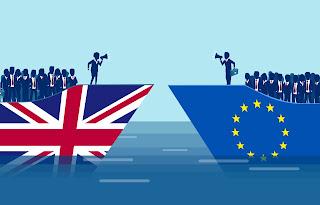 الاتحاد الأوروبي وبريطانيا يتوصلان الى اتفاق تجاري بعد البريكست