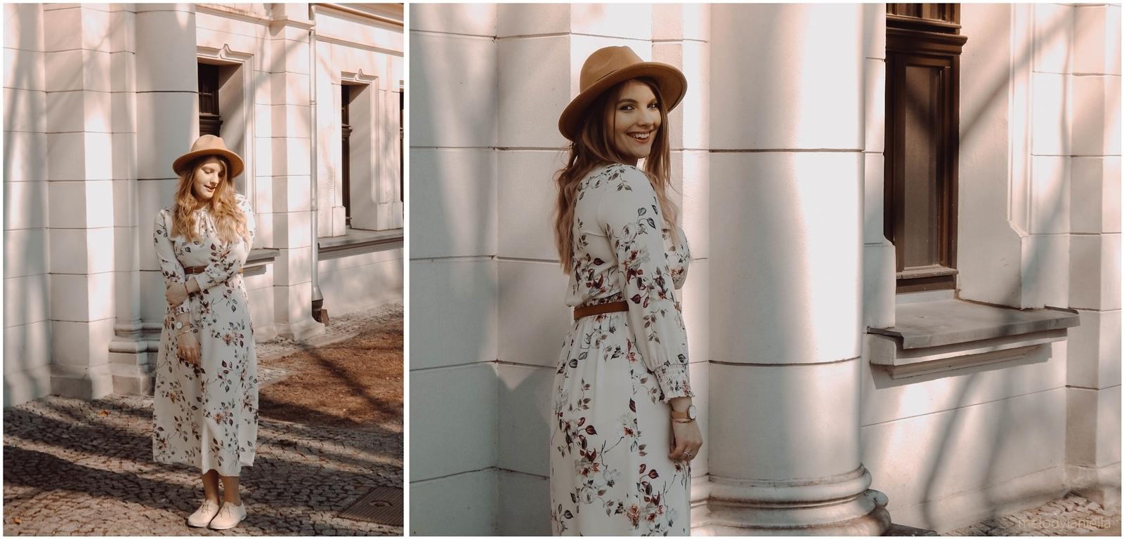 9a sukienka boho łódź miejsca ciekawe blog fashion answear sukienka ceny buty dodatki