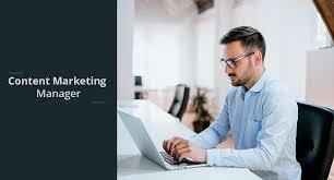 Top 10 Best Online Marketing Jobs, Content Marketing Manager