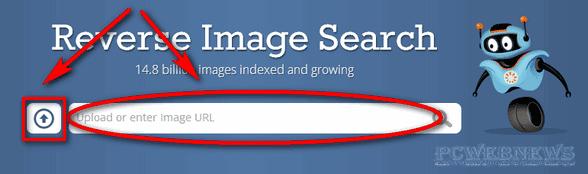 Trovare immagini simili o copiate