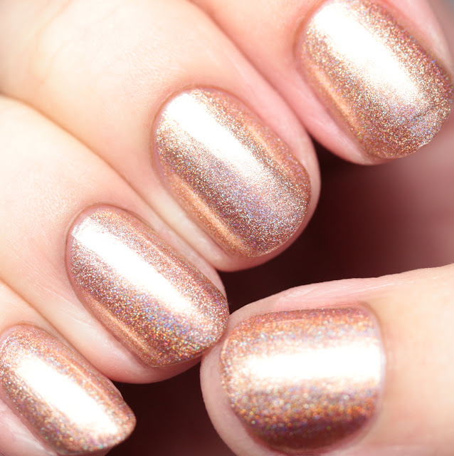 Grace-full Nail Polish Nan's Copper