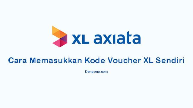 2 Cara Memasukkan Kode Voucher XL Paling Mudah