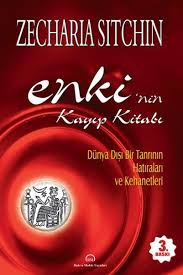 Enkinin Kayıp Kitabı - Zecharia Sitchin